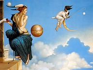 Michael Parkes  Magic Realistsm Paintings (Vol.02)42 pics