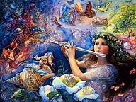 Celestial Journey - Fantasy World of Josephine Wall (Vol.01)38 pics